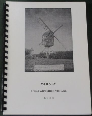 Wolvey - A Warwickshire Village (Book 2), edited by Susan Bassnett